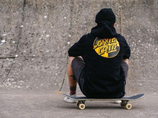 Santa Cruz skateboards launches Autumn 19 menswear collection