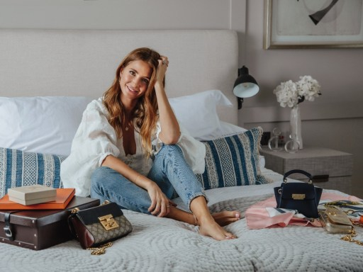 Millie Mackintosh launches charity wardrobe edit with Cudoni