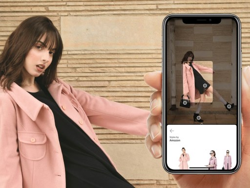 Amazon Fashion launches StyleSnap fashion matching app