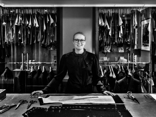 My London: Kathryn Sargent – Master Tailor