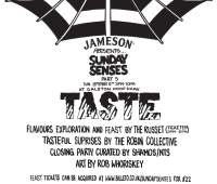 Jameson Irish Whiskey 'Sunday Senses' TASTE - Dalston Roof Park - Interview 32