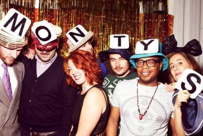 Monty's Single Movember Party! 31st October 14