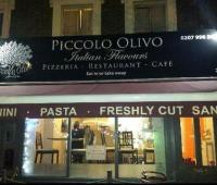 Beautiful Pizzas from Piccolo Olivo, Caledonian Road 23