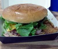 KFC Pulled Chicken Review? Pull the Udder one! 3