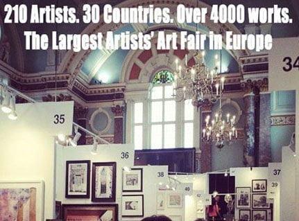 Parallax Art Fair - 25th - 26th July 6