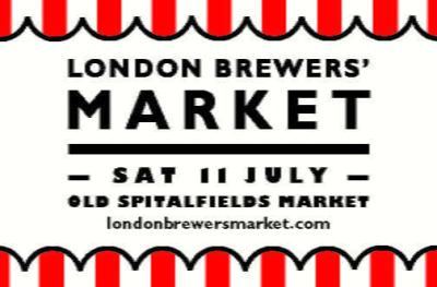 London Brewers' Market at Old Spitalfields Market - 11th July 13