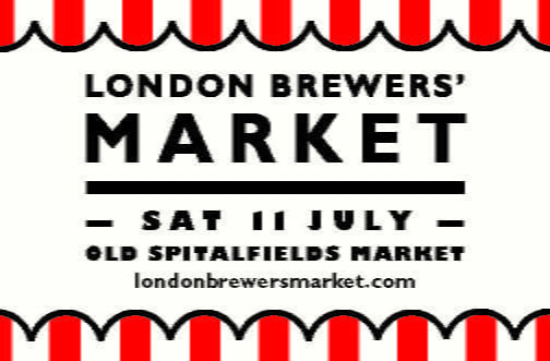 London Brewers' Market at Old Spitalfields Market - 11th July 6