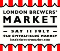 London Brewers' Market at Old Spitalfields Market - 11th July 1