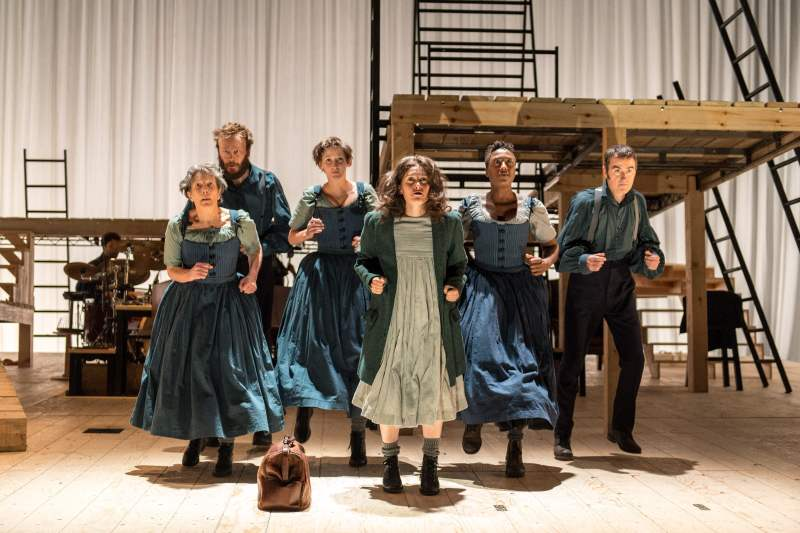 Jane Eyre, The National Theatre - Review 6