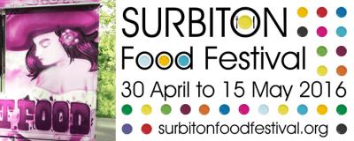 Surbiton Food Festival 30th April - 15th May 20