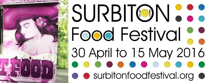 Surbiton Food Festival 30th April - 15th May 6