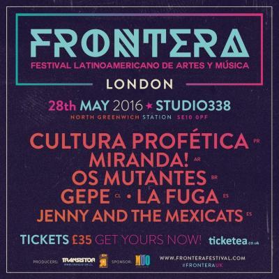 Frontera Festival London