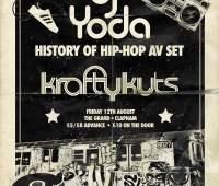 Being Grand in Clapham - DJ Yoda and £1 Cinema Club 35