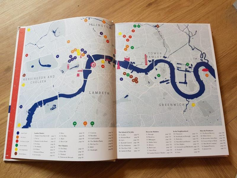 London: The Cookbook - Review 19