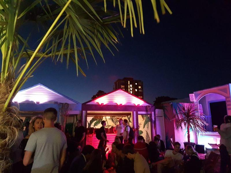 Brixton Rooftop - Review #THEBEACHISBACK 13