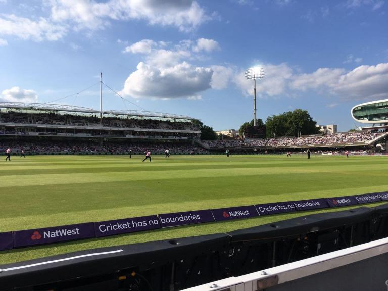 Middlesex vs Surrey T20 Blast, Lord's Cricket Ground, 13th July 2017 25