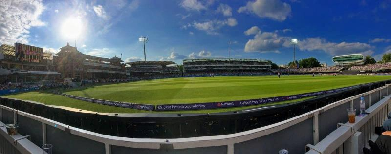 Middlesex vs Surrey T20 Blast, Lord's Cricket Ground, 13th July 2017 6