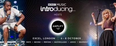 BBC Music Introducing hosts Amplify 6 - 8 October 12