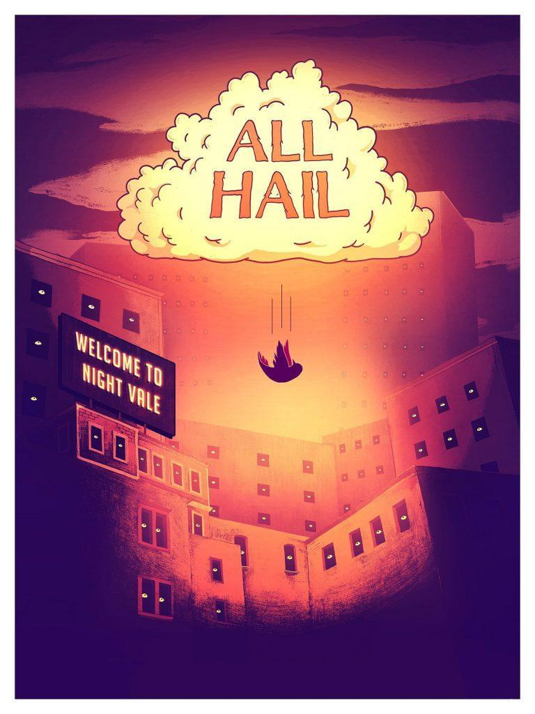 Welcome To Night Vale preview - London 1st October 21