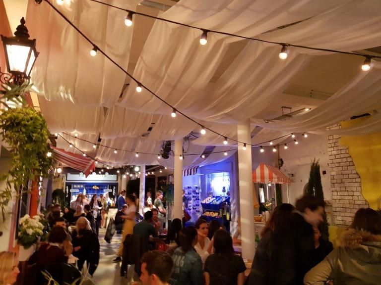 The House of Peroni Popup Review - Go before it's gone!! 37