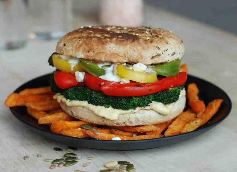 Cut + Grind - Virtue burger