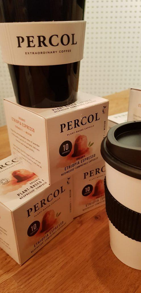 PercolCoffee brings 'The World's Most Sustainable Coffee Shop Pop-up' to Shoreditch 49
