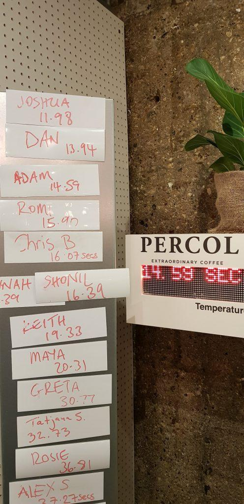 PercolCoffee brings 'The World's Most Sustainable Coffee Shop Pop-up' to Shoreditch 45
