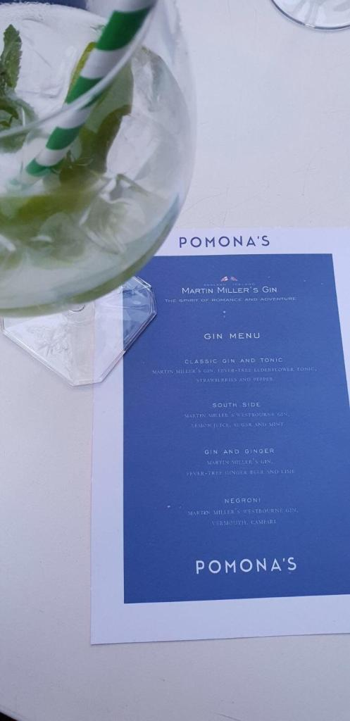 Pomona's – new-look summer terrace and cocktail and oyster bar 17