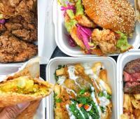 Kerb street food