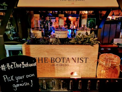 The Botanist Gin Pop Up @ Worship Street Whistling Shop - Review 24