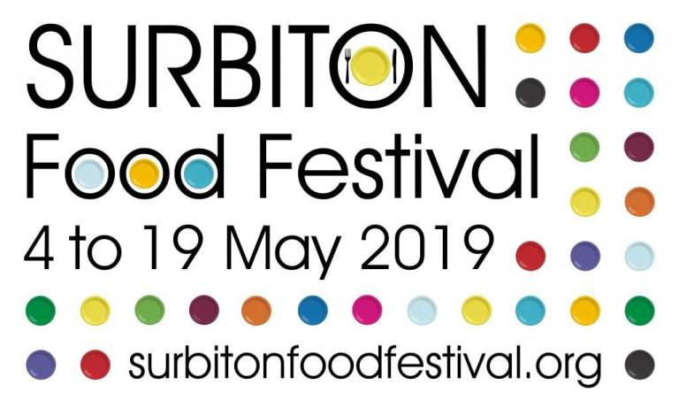 Surbiton Food Festival 4th to 19th May 21