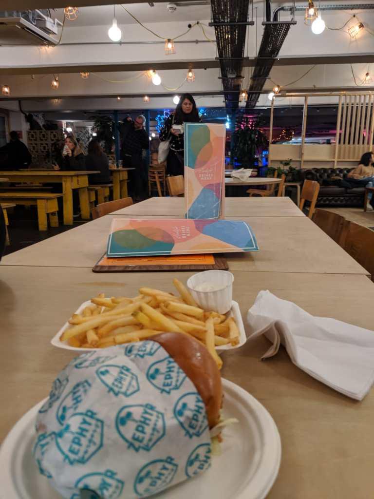 Peckham Levels food