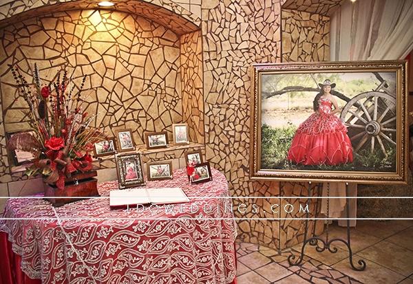 Western Quince at Palacio de los Presidentes  Laredo Weddings and Quinces