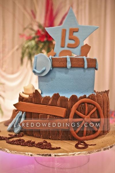 Western Theme  Laredo Weddings and Quinces