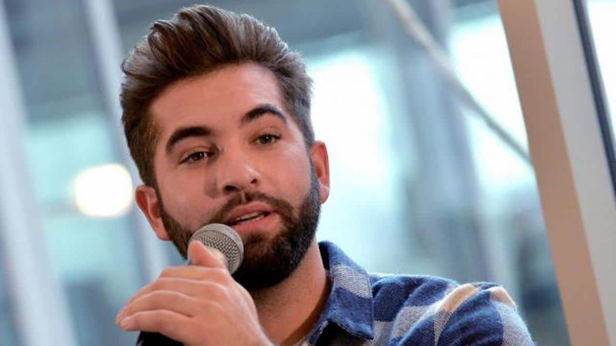 Kendji Girac Is Going To Be A Dad For His 1st Time He Introduces Us To Soraya His Darling Sublime Archyde
