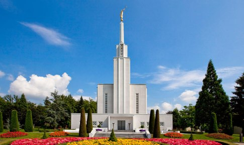 Bern Switzerland LDS Temple