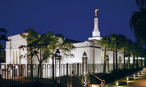 Brisbane Australia LDS Temple
