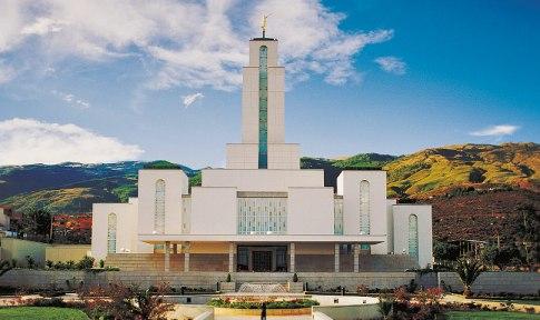 Cochabamba Bolivia LDS Temple