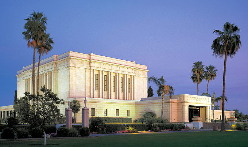 Mesa Arizona LDS Temple