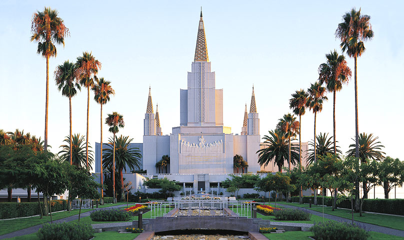 Oakland California LDS Temple