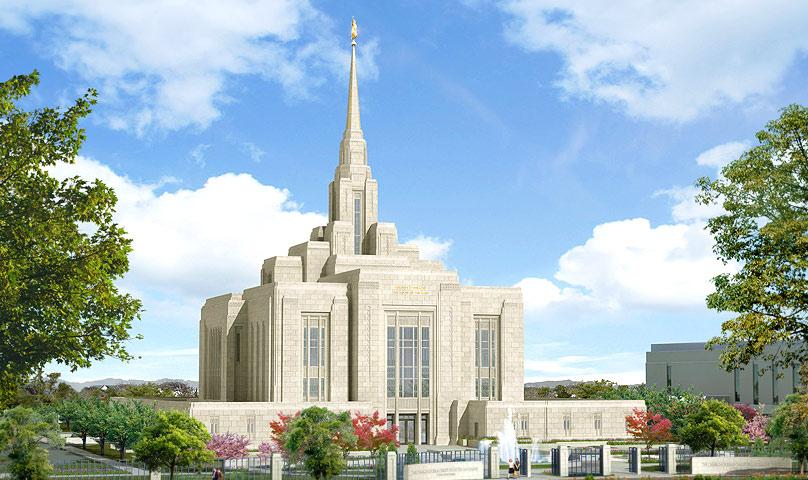 Ogden Utah LDS Temple