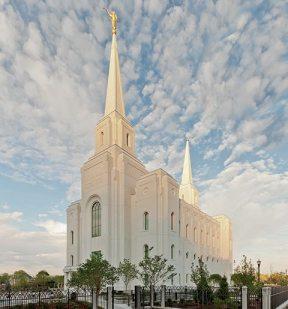 Brigham City Utah LDS Temple