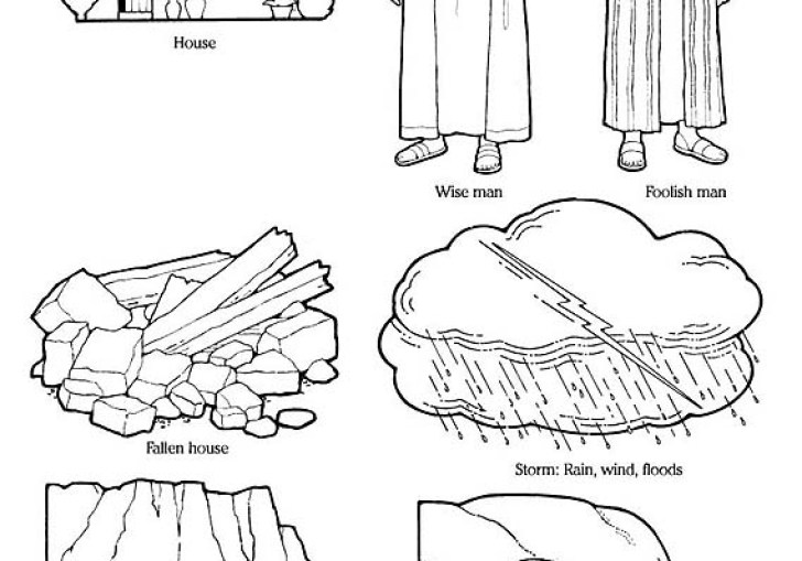 Wise Man Built His House Upon The Rock Sermon