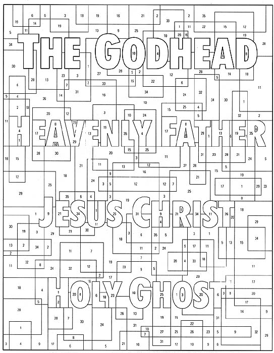 Sharing Time: The Godhead