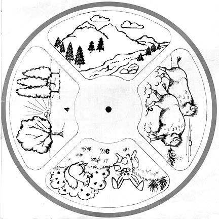 Winter Coloring Pages: Nursery Color Pagesseptember 2007