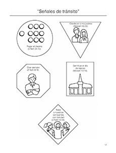 Primaria 3: Haz lo Justo B Los mandamientos nos ayudan a