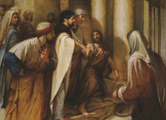 Chapter 4: The Power and Authority of the Holy Priesthood