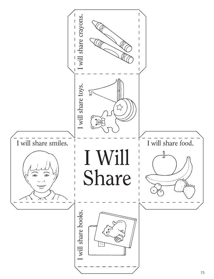 Lesson 17: I Will Share
