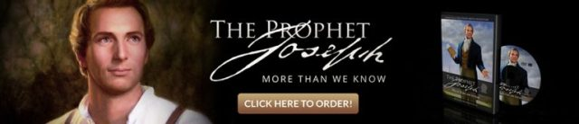 The Prophet Joseph: More than we know DVD