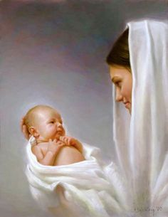Mary, mother of the Son of God